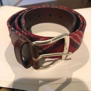 Brooks Brothers Accessories - Brooks Brothers belt waist size 34